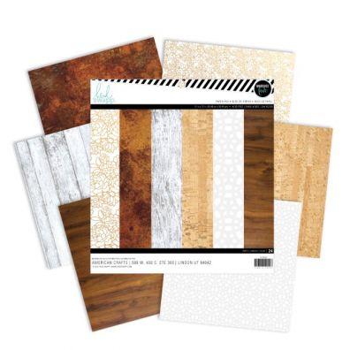 Heidi Swapp Marque Love Paper Pad 12x12