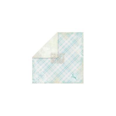 Frozen Paper 01 Mønsterpapir fra Craft and You