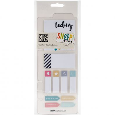 Snap Carpe Diem - Sticky Notes Bookmark