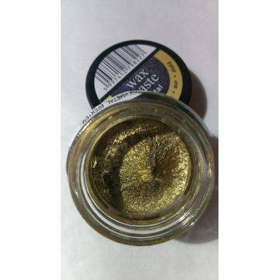 Pentart Wax Paste Metal Gold