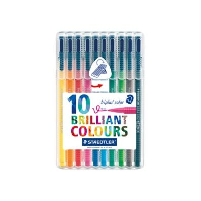 Staedtler Triplus Color tusser 10 stk.