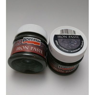 Pentart Iron Paste 50 ml Glitter