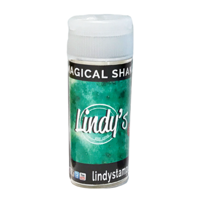"Lindy's Stamp Gang - Magical Shakers ""Lederhosen Laurel"""