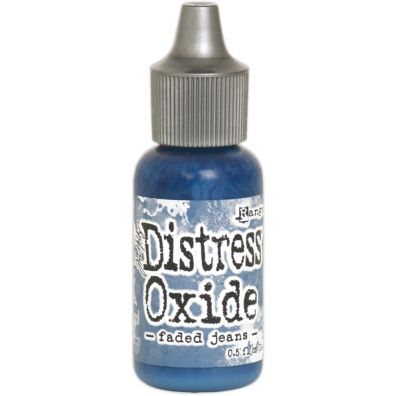Distress Oxide Reinker - Faded Jeans