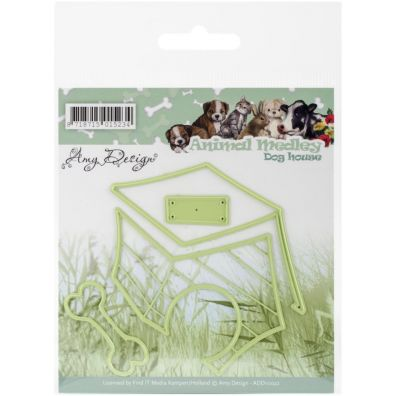 Amy Design - Animal Medley - Dog House