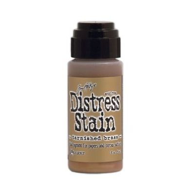 Distressed Stain - Tarnished Brass