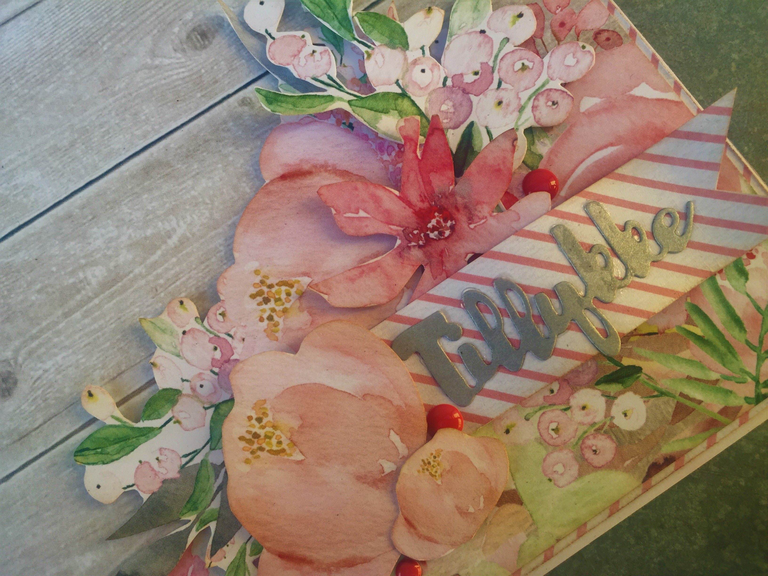 Lyst og sommerligt fødselsdagskort
