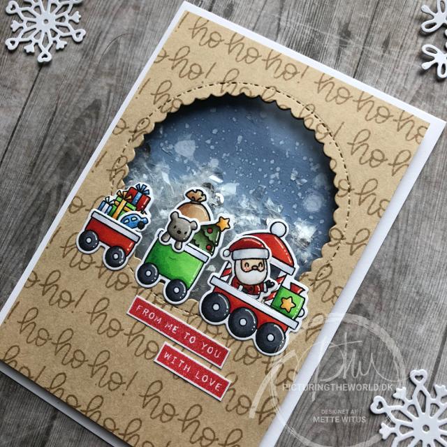 Lille jule tog