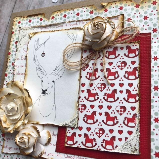 Ho ho ho, endnu et julekort