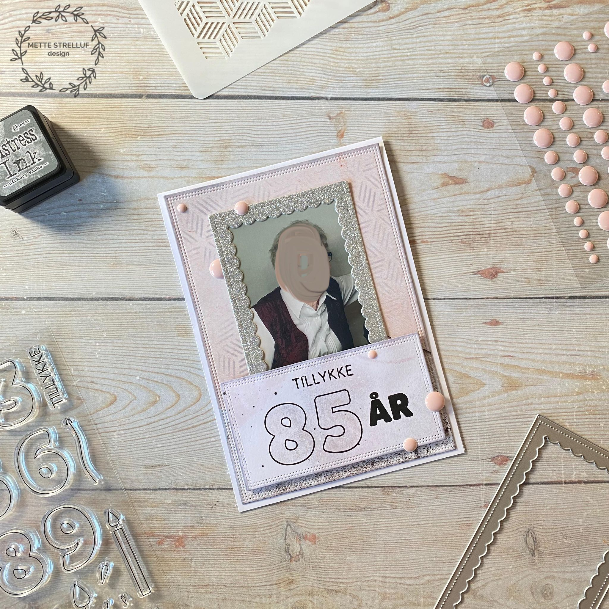 Nemt og hurtigt fødselsdagkort